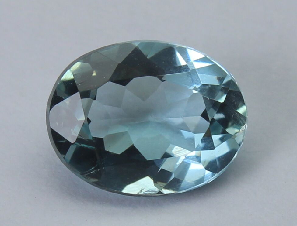Aquamarin 1.52 Ct